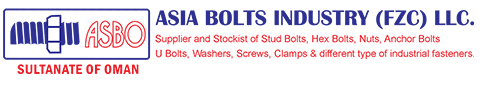 Asia Bolts Industry FZC LLC | Nuts and Bolts